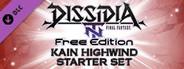 DFF NT: Kain Highwind Starter Pack