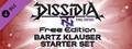 DFF NT: Bartz Klauser Starter Pack