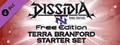 DFF NT: Terra Branford Starter Pack