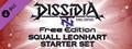 DFF NT: Squall Leonhart Starter Pack