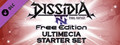 DFF NT: Ultimecia Starter Pack