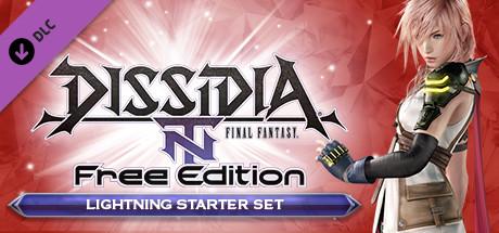DFF NT: Lightning Starter Pack