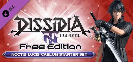 DFF NT: Noctis Lucis Caelum Starter Pack