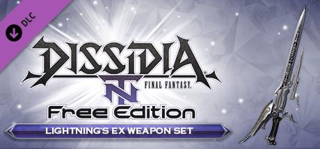 DFF NT: Overture, Lightning's EX weapon