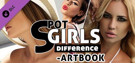 Spot Girls Difference - ArtBook