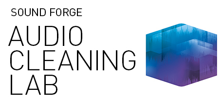 SOUND FORGE Audio Cleaning Lab Steam Edition
