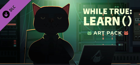 while True: learn() Art Pack
