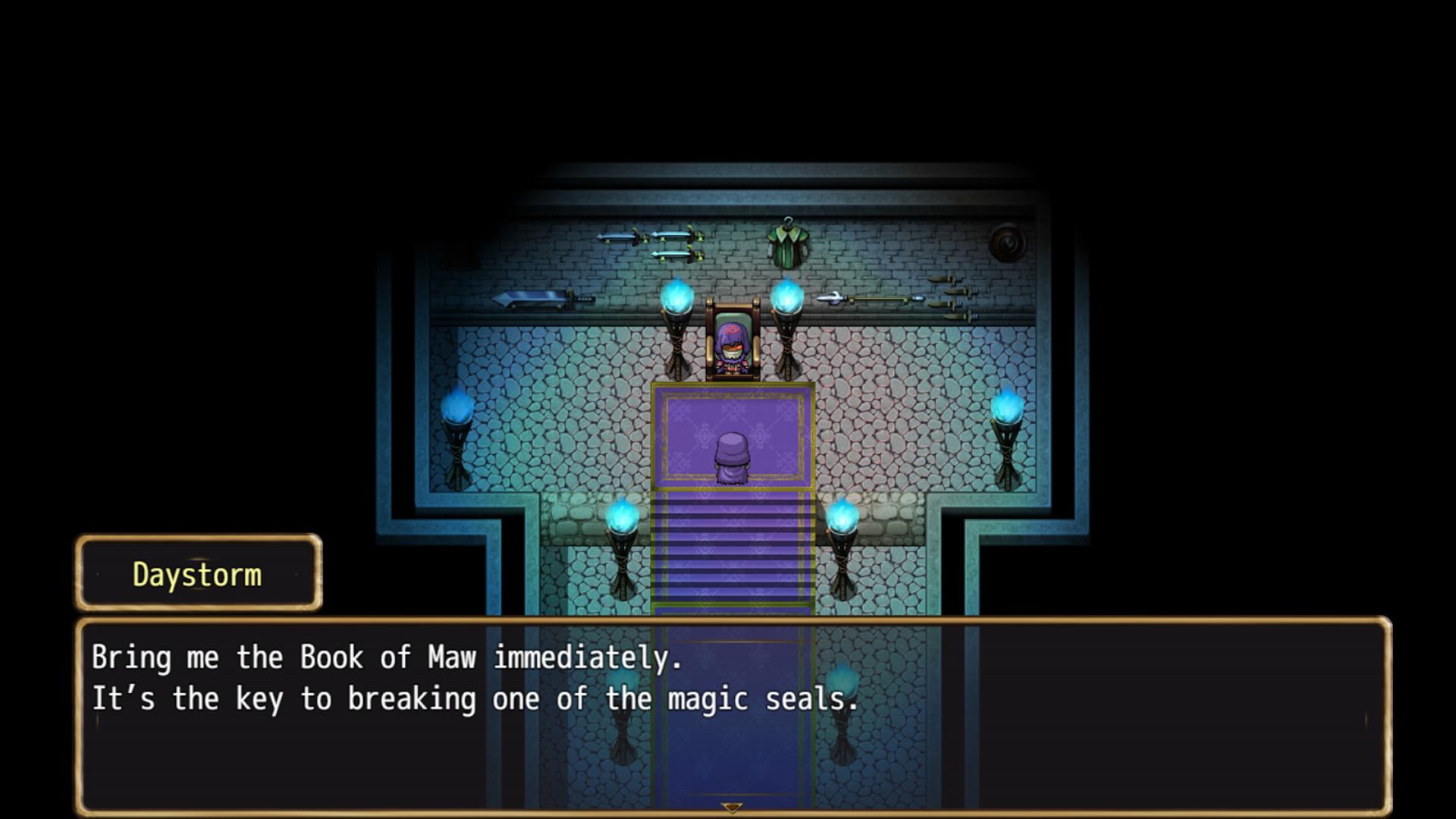 Gay sex RPG hry