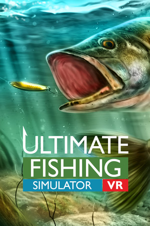 Ultimate Fishing Simulator VR poster image on Steam Backlog