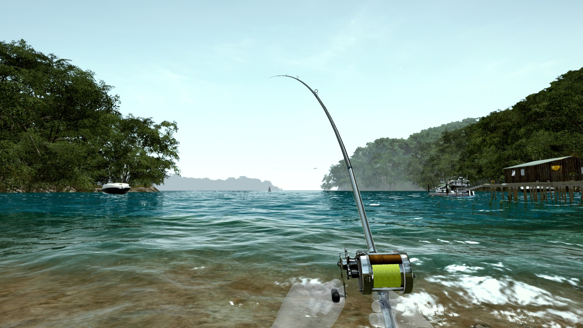 Ultimate Fishing Simulator VR on Steam