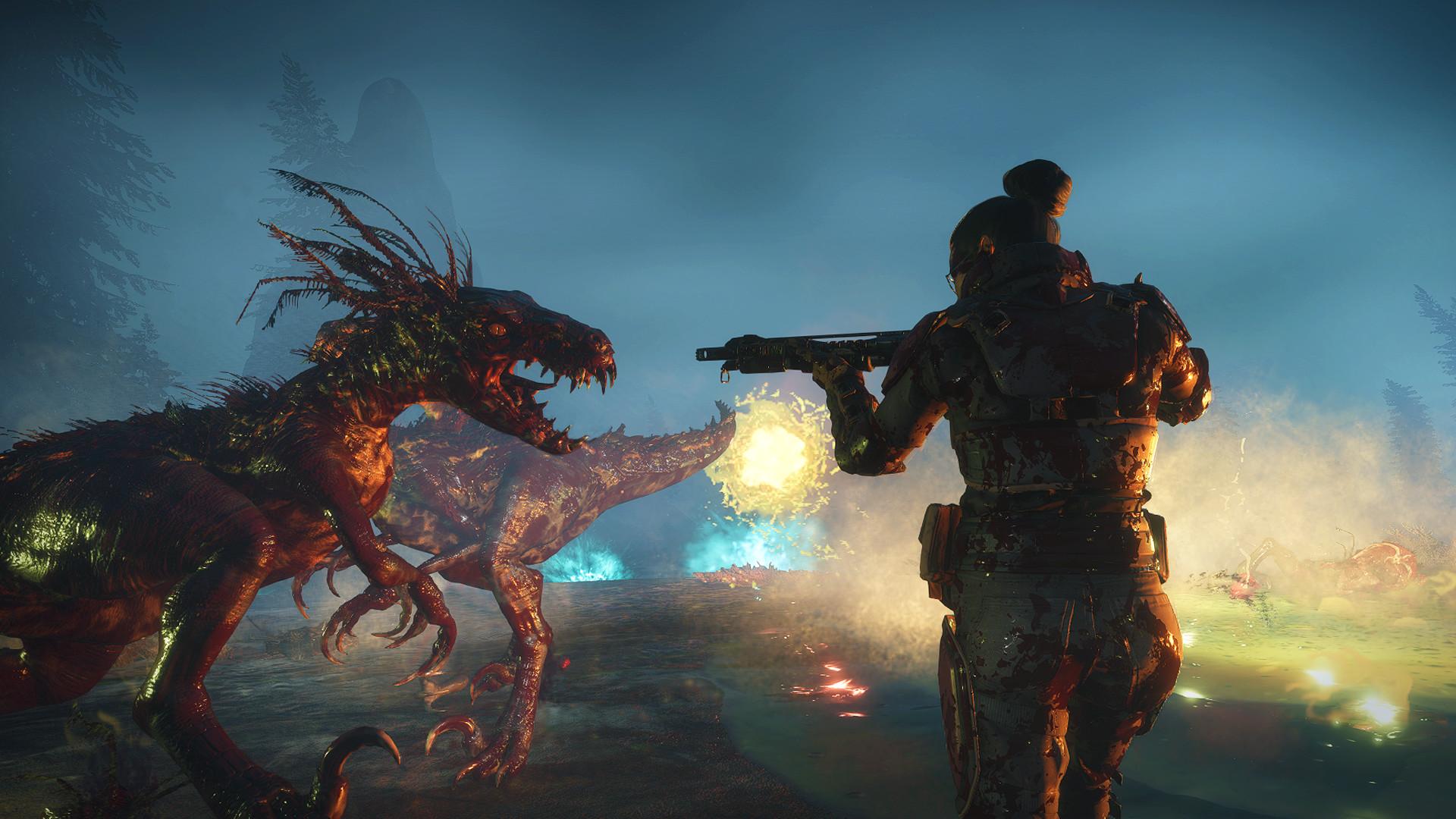 Second Extinction iniciará su Early Access el mes que viene y llegará a Xbox Series X en 2021 2