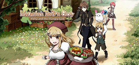 Marenian Tavern Story Patty and the Hungry God Capa