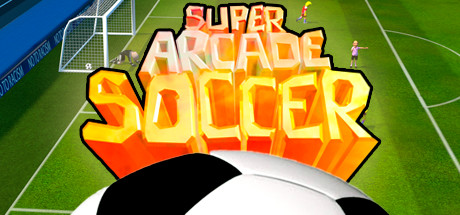 Super Arcade Soccer cover art