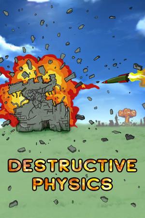 Destructive physics: destruction simulator poster image on Steam Backlog