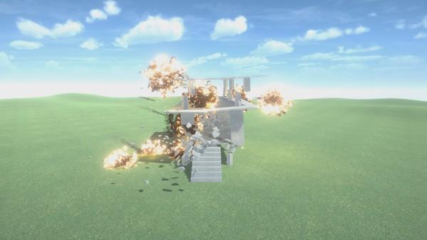 Скриншот из Destructive physics