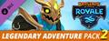 Battlerite Royale - Legendary Adventure Pack Vol.2-dlc