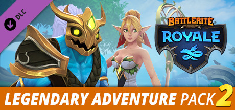 Battlerite Royale - Legendary Adventure Pack Vol.2