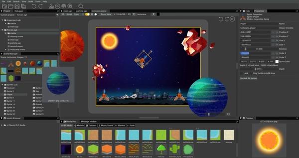 AppGameKit Studio