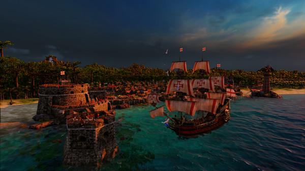 Capture d'écran n°6 du Jeu Port Royale 4