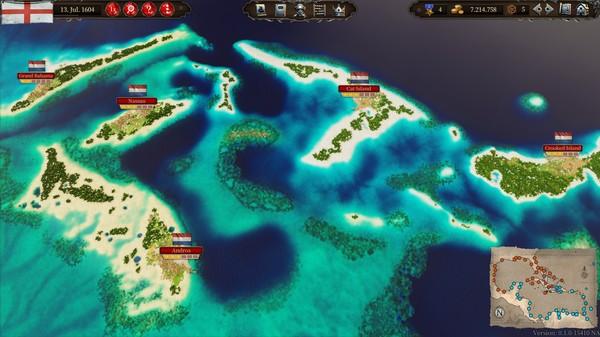 Capture d'écran n°8 du Jeu Port Royale 4