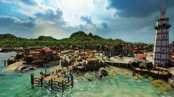Capture d'écran n°5 du Jeu Port Royale 4