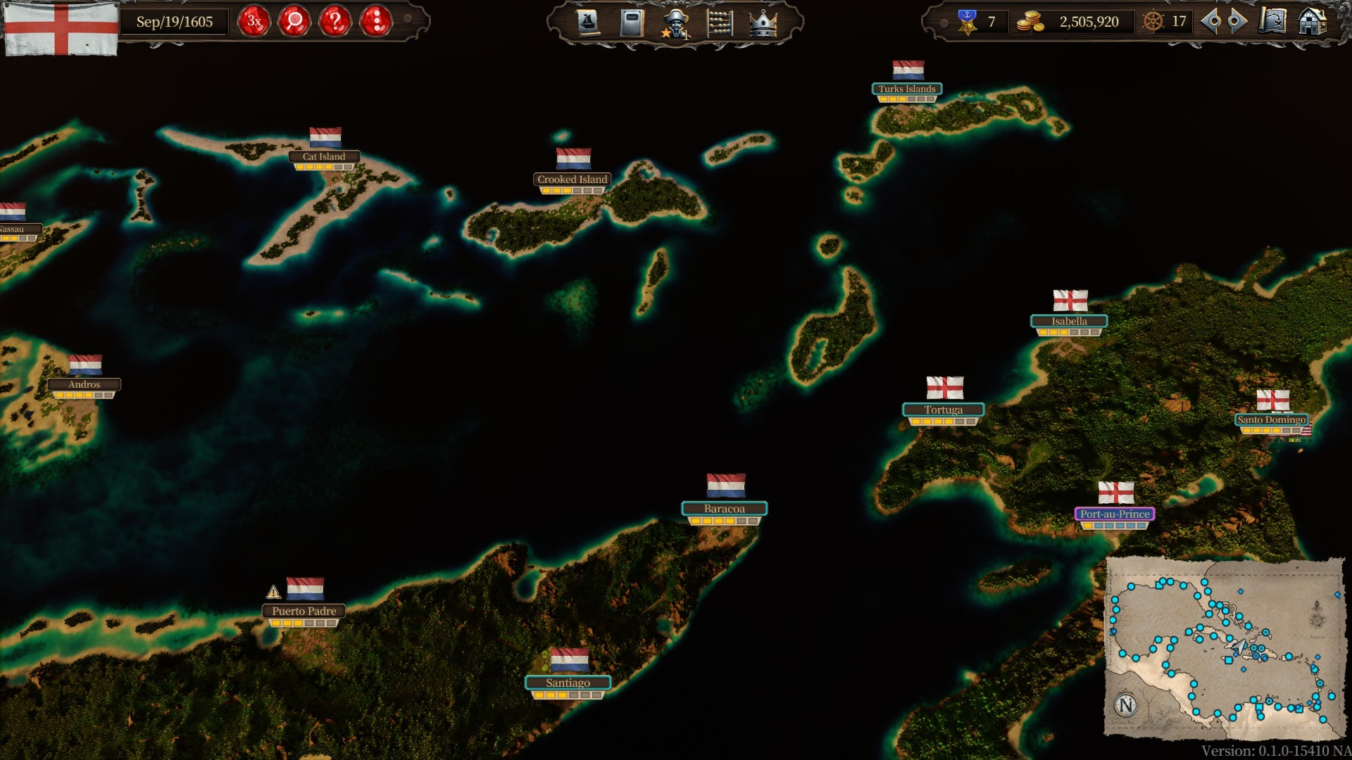 Port Royale 4 [RePack] [2020|Rus|Eng|Multi8]