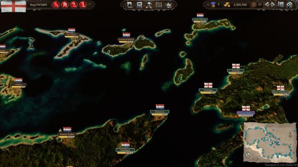 Capture d'écran n°3 du Jeu Port Royale 4