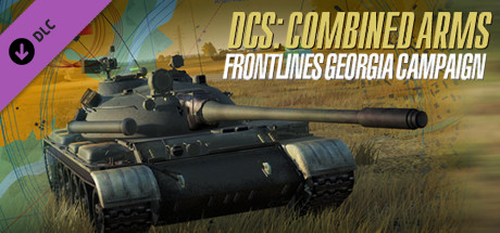 Combined Arms Frontlines Georgia Campaign | DLC