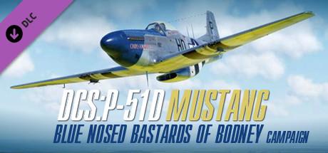 P-51D Mustang Blue Nosed Bastards of Bodney Campaign | DLC