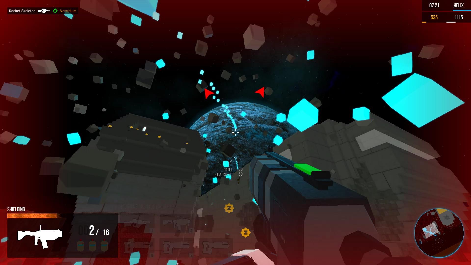 Sector's Edge no Steam