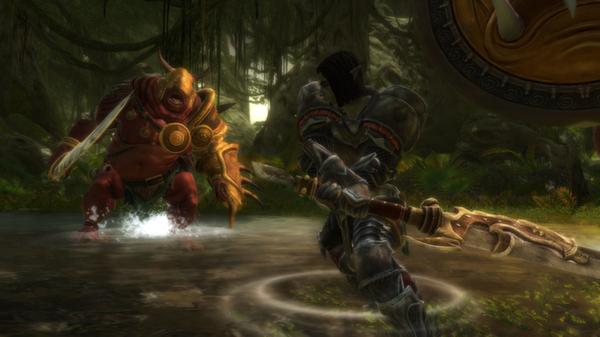 скриншот Kingdoms of Amalur: Reckoning 6