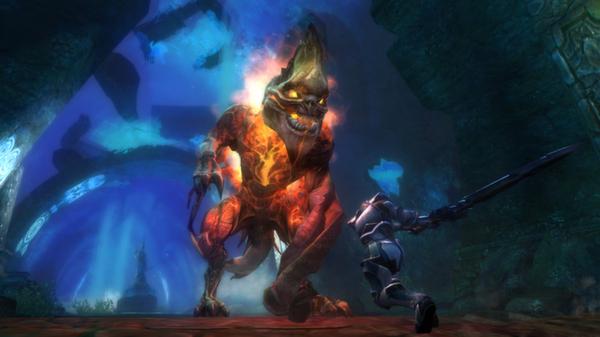 скриншот Kingdoms of Amalur: Reckoning 8