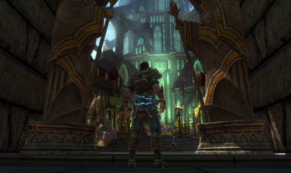 скриншот Kingdoms of Amalur: Reckoning 5
