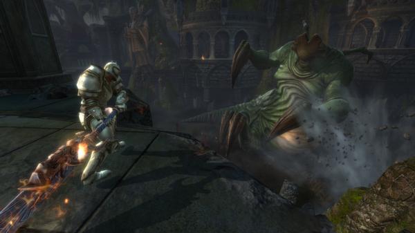 скриншот Kingdoms of Amalur: Reckoning 3
