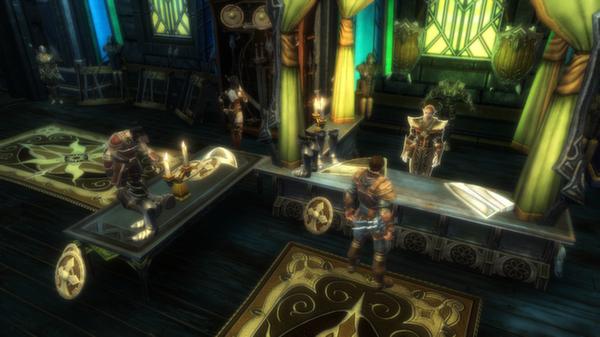 скриншот Kingdoms of Amalur: Reckoning 1