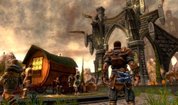 скриншот Kingdoms of Amalur: Reckoning 0
