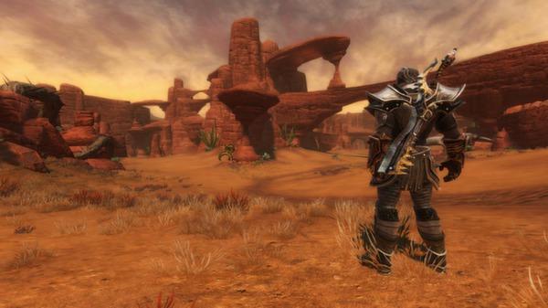 скриншот Kingdoms of Amalur: Reckoning 4