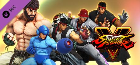 Street Fighter V Ryu Costumes Bundle On Steam