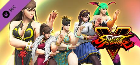 Save 30% on Street Fighter V - Chun-Li Costumes Bundle on Steam