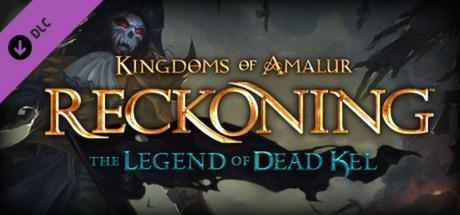 Купить Kingdoms of Amalur: Reckoning - Legend of Dead Kel (DLC)