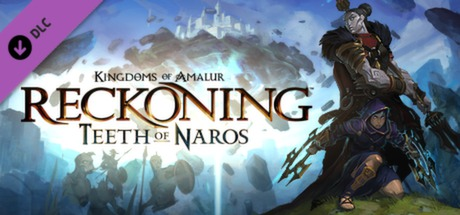 Купить Kingdoms of Amalur: Reckoning - Teeth of Naros (DLC)