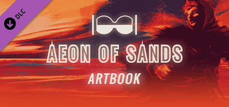 Aeon of Sands - Art Book