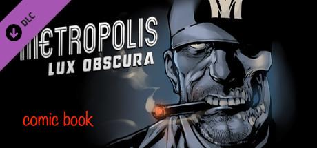 Metropolis Lux Obscura comic book
