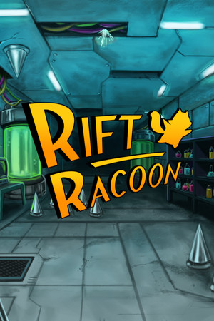 Rift Racoon poster image on Steam Backlog