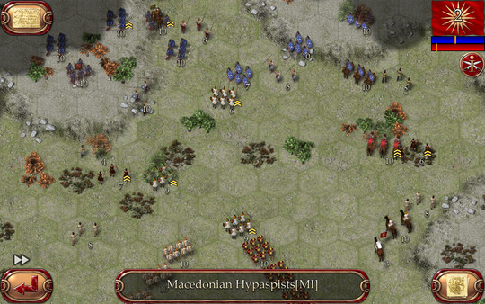 Ancient Battle Alexander ScreenShot 1