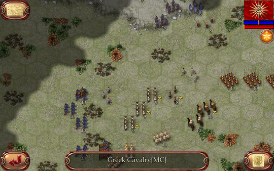 Ancient Battle Alexander ScreenShot 2