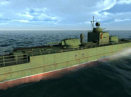 Скриншот из PT Boats: South Gambit