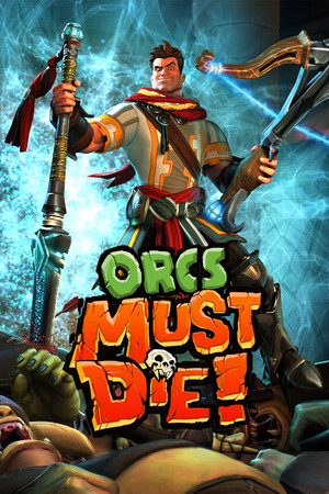 Orcs Must Die! poster image on Steam Backlog