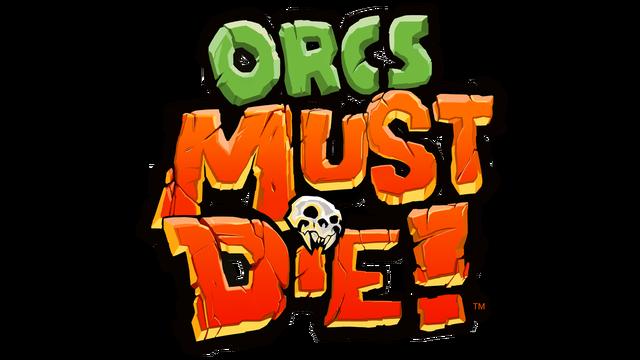 Orcs Must Die! logo