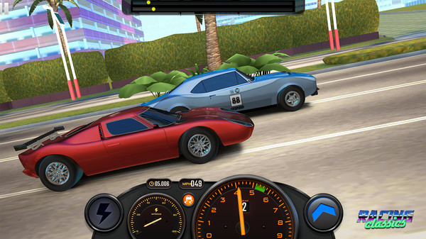 Racing Classics: Drag Race Simulator
